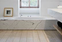 London house master bath / by Meta Interiors