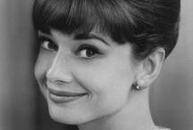 Audrey Hepburn / by Ruth Eschmann