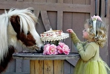 Children's Parties / Fancy party ideas for fancy little girls! / by Patricia Standridge-Main