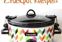 Favorite Crock-Pot Recipes / recipes for your slow cooker / by Ann Guinn