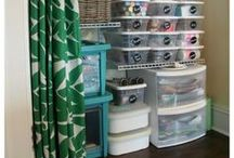 Organization ideas / by Diana Brown