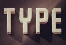 .: type :. / by Michaela Hale