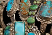 Navajo Turquoise Jewelry 2 / by Janay Rittgers