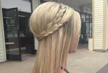 Hairs♡ / by Cailey Thompson