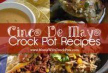 Cinco De Mayo Recipes & More / Cinco De Mayo Recipes, Decor, and more! / by AFewShortCuts.com