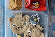 Fun food for kids and adults (bento etc) / by Norma Villasenor
