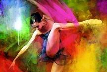 The Body Moves. / by Soledad Vilchez #1
