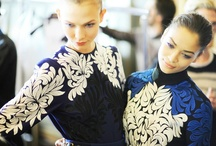 Winter 2012 Backstage / by Stella McCartney
