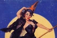 Halloween Art & Decor / by Cindi Whittaker