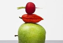 PROJECT: food stylist biz cards / by Jessica Zanger