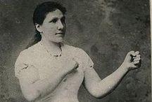 Girl Power in History / Women who weren't afraid to change the world. / by Amanda (Dye) Ketchum