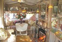 Gypsy Caravan*Modern Day/Vintage / by Cathy Kent