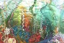 Art*Embroidery, Beading, & Other Pretty Stitches / by Cathy Kent