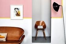 Home Decor. /Furniture - Modern / by Jacqueline Chen