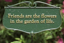 Tuin spreuken - garden quotes / Leuke, grappige gezegden, quotes, tuinspreuken en tuinborden voor in de tuin - Cute and funny sayings, quotes and signs that we have collected for in the garden