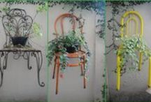 DIY Chair planters / by Tuinen.nl