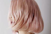 HAIR: COLOURS / FASHION COLOURS / by Jennifer McKay