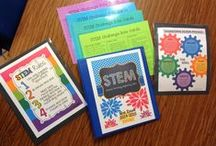 Science lab / STEM and STEAM activities for elementary school / by Stephanie Sprague-Bundenthal