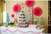 kids birthday ideas / by Stacy Knudson