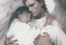 Angels Among Us Always / I have always believed in Angels... / by Sandy Lee Cali