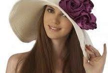 Ladies Hats / by Sandy Lee Cali