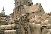 Sand Sculptures / by Sandy Lee Cali