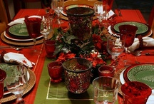 Table Settings  / by Diana H