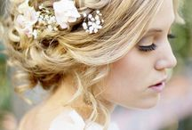 Beautiful hair and make-up / by Nicole Heyns