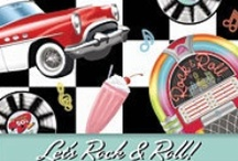Sock Hop Party Idea / by Veronica Hildenbrand