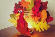 Thanksgiving Ideas / by Dawn Bourgette - Dawn's Creative Chalet