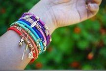 DIY jewelry  / by Jeanna Paulhamus (DramaqueenSeams)
