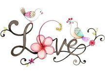 Love / by Jeanna Paulhamus (DramaqueenSeams)