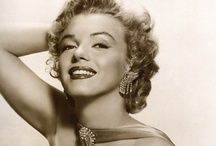 Marilyn Monroe  / Marilyn loved by all ! / by Delma Gonzales Faber