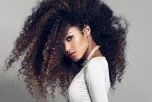 Hair & Beauty Inspiration / by Jasmine Hunter