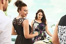 What's the Occasion? / Celebrate all summer in dazzling prints and dresses that deserve a toast of their own! / by Lane Bryant