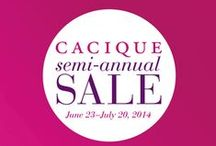 Cacique Semi-Annual Sale Picks / Save on sexy during the #Cacique Semi-Annual Sale, now thru July 20, 2014! #LaneBryant  / by Lane Bryant