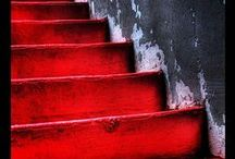 Raging Red / The Color Red / by Lovinglf Designs