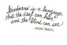 """LOVING KINDNESS / ⋙⋙""""Knowledge speaks, but wisdom listens""""  ― Jimi Hendrix⋙⋙ / by ▻◈ stars in jars ◈◅"""