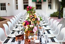 Entertaining & Events / Inspiration for entertaining from decor and tablescapes to food. Also see my boards 'BRUNCH food and entertaining', 'FOOD: a serious love affair', 'sweet tooth', 'lemon love', and 'rustic'. / by Brooke King