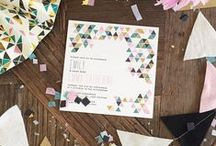 Invitation Inspirations / by Ashley Thunder Events