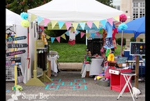 craft shows / Craft show displays, tips, ideas / by jacqui sharpe