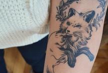 tattoo / ink and tattoo  / by Chloe Veillard