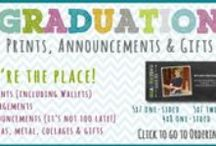 Graduation / Must-haves and fun gifts for the graduate / by JMC Photo & Digital Services