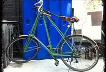Pets & Bikes at Fluevog HQ / by John Fluevog Shoes
