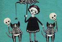 Dia de los Muertos / by Alex Oves