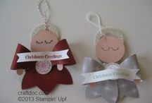 Christmas Projects / by Kim Wilson, Stampin' Up! Demonstrator