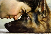 DOGS / by Colleen Jepkes