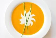 Soups / by Laura Pedersen Uettwiller