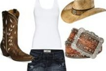 My Comfy Style / I'm a country girl that doesn't mind getting dirty but I do like being pretty!! / by Jenn Crane