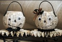 Halloween / by Bethany {Pitter & Glink}
